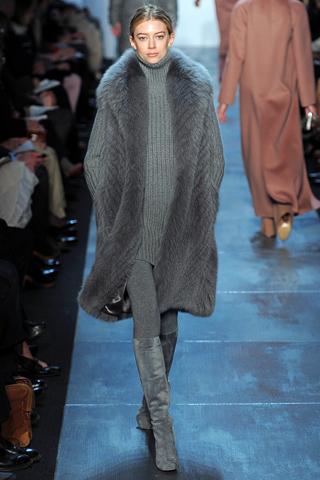 Модная вязаная одежда 2012 (фото