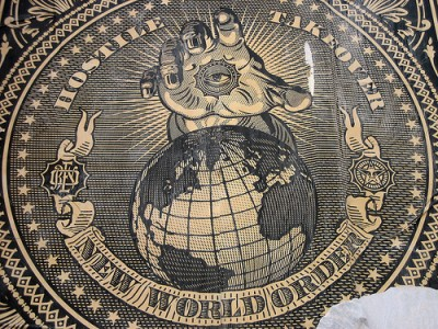 Satan's Final Empire: The New World Order