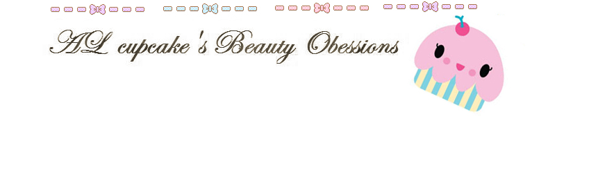 ALcupcake's Beauty Obsessions