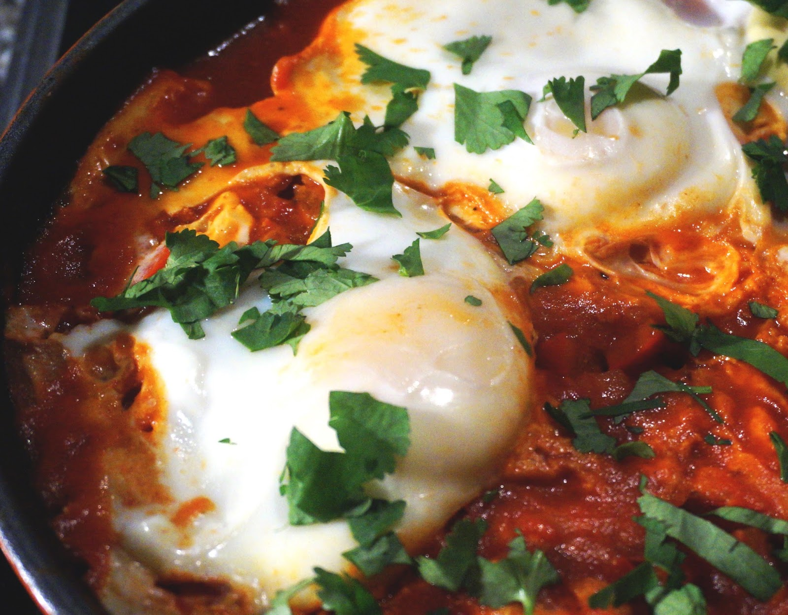 meg-made: Fast Diet recipe Shakshuka