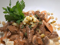 Beef Stroganoff Recipes | Healthy Beef Strogan Off Recipe