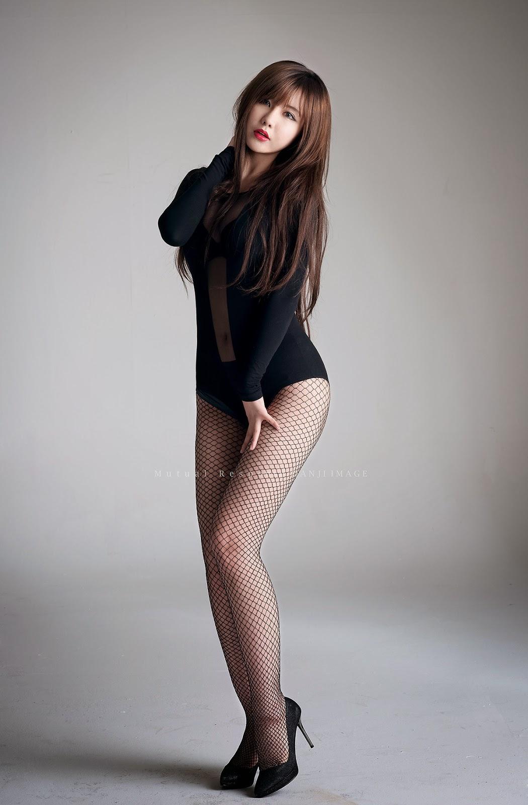 Ryu Ji Hye Pure Sexiness