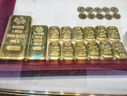 Buy gold bar and get 10% gold bar every month
