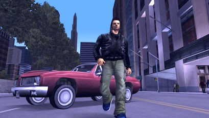 Grand Theft Auto III 1.4 APK+DATA(GTA 3)