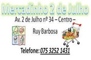 2 DE JULHO