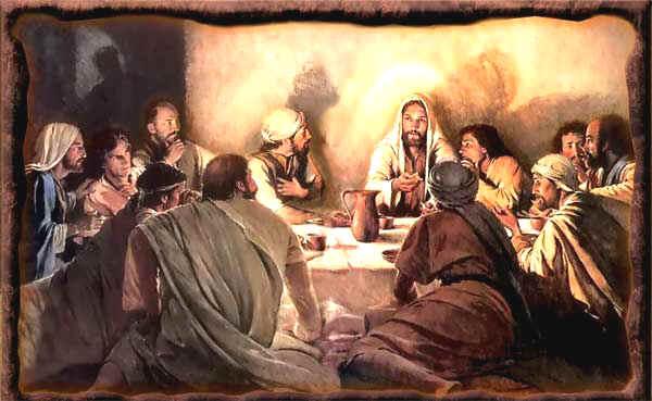 JESUS PROPÕE UMA NOVA ORDEM
