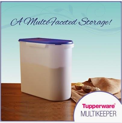 Tupperware multikeeper