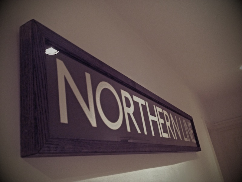 Northern Line sign from Home Barn_4