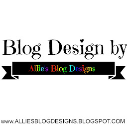 Blog Design By Allie's Blog Designs