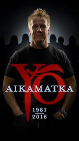 Uusin levy: AIKAMATKA 1981 - 2016