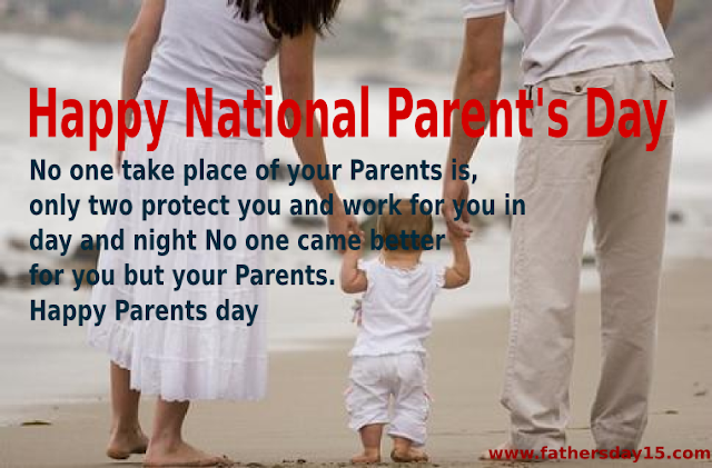 Happy Parents Day Message Facebook WhatsApp