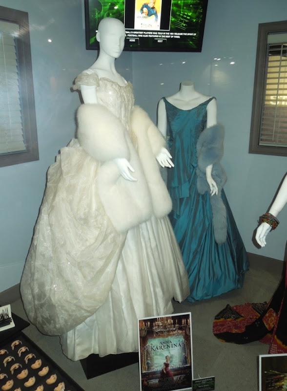 Anna Karenina opera gowns