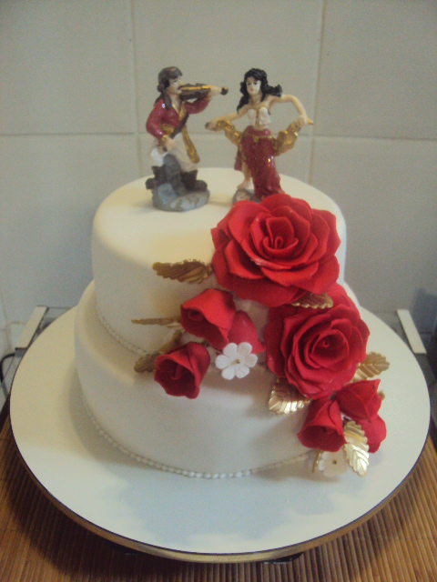 Wedding Cakes Santa Ana