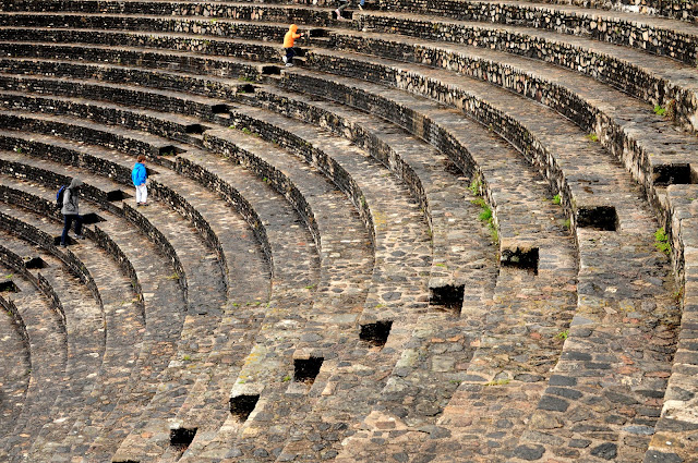 amphitheatre lyon romans