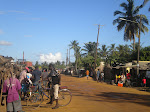 Na rua para Chuabo Dembe