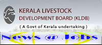 Kerla livestock development board logo