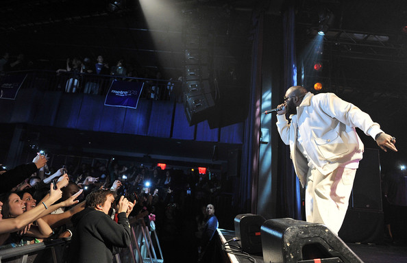 In Church News...Pastor FIRED After Attending Rick Ross Concert? Wow..Really?