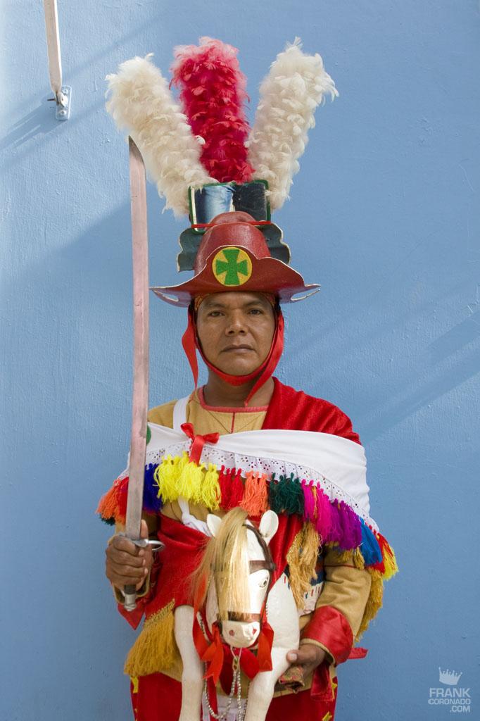 hombre de San Juan Colorado Jamiltepec