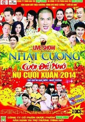 Liveshow Nhật Cường: Nụ Cười Xuân (2014)
