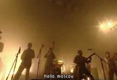 "ЛЕНИНГРАД ""Hello, Moscow!"""