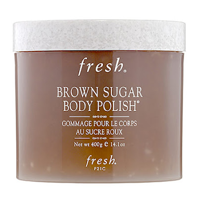 Fresh, Fresh Brown Sugar Body Polish, Fresh body scrub, Fresh exfoliator