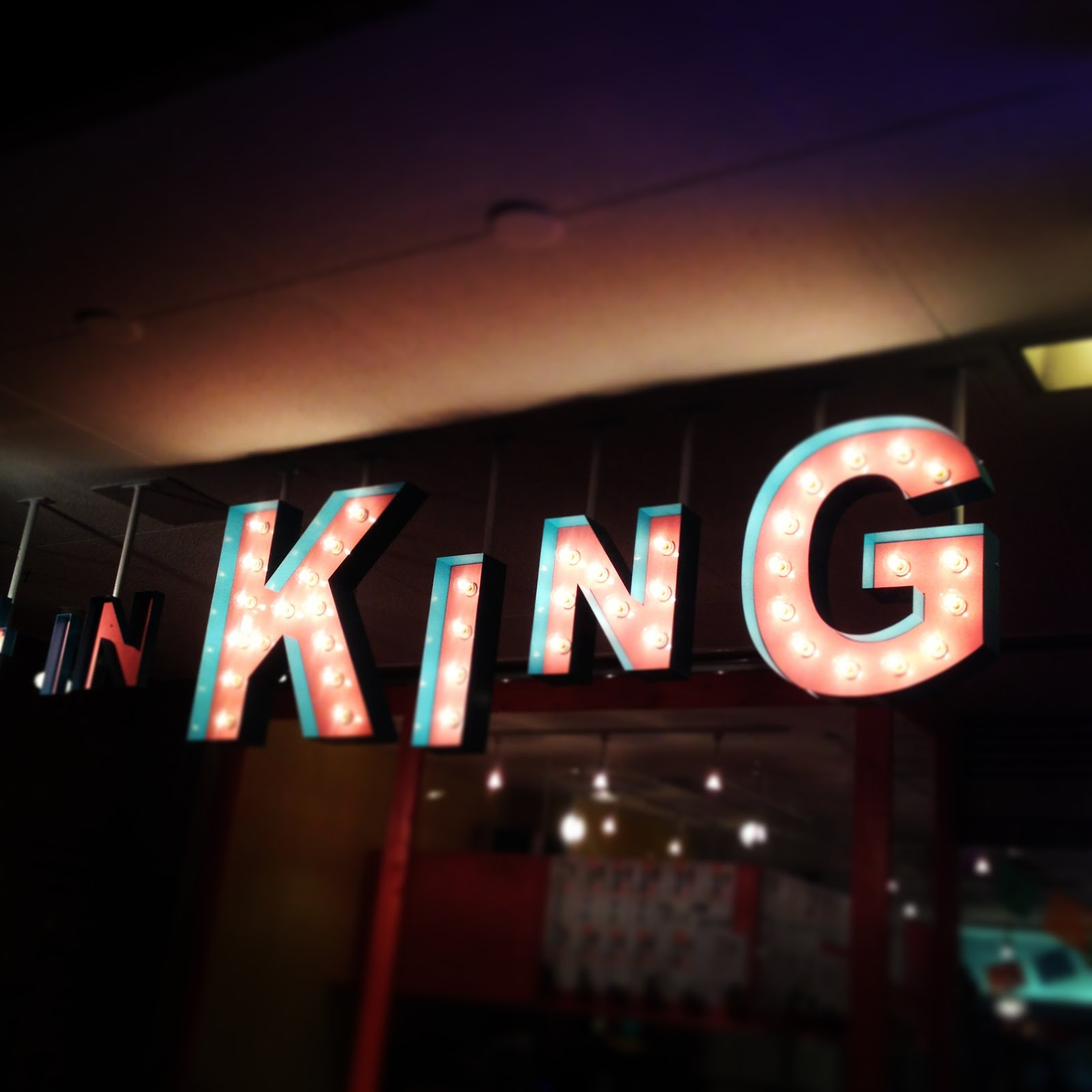 eat in king