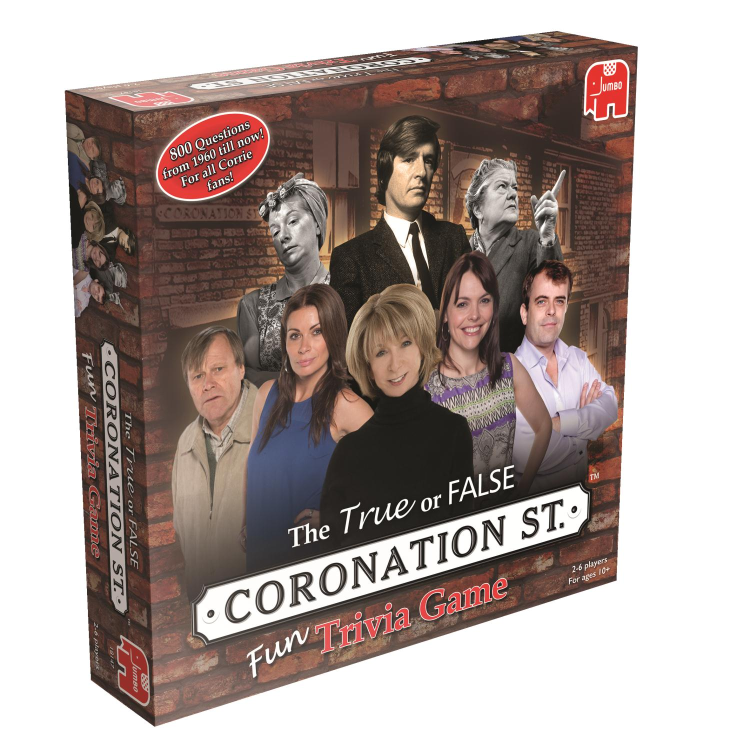 New Corrie board games