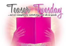 Teaser Tuesday! (7)