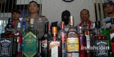 Dua Warga Tewas, Polres Bandung Buru Penjual Miras