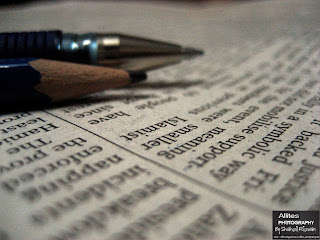 A pen gives you the capibility to write not the ability, The world through a lens, Photography by Shahzil Rizwan