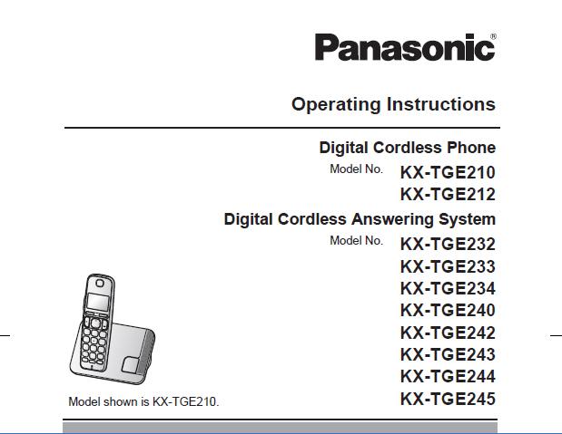 panasonic kx tgea20 manual download manual pdf online rh downloadmanualpdf blogspot com panasonic kx-t7705 user manual panasonic kx-tgea20 user manual