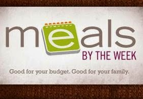 Meals by the Week Giveaway