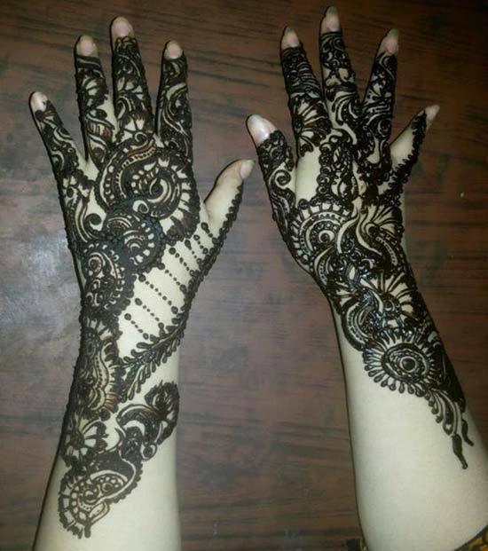Unique Mehndi Designs 2016 : Latest unique arabic mehndi designs for hands sunyweb