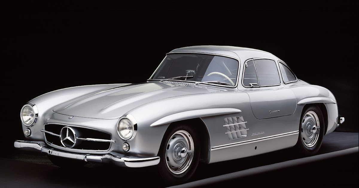 Old school cars 1960 mercedes 300 sl gullwing for Mercedes benz with wing doors