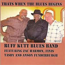 Ruff Kutt BluesBand Grandes Maestros del Blues