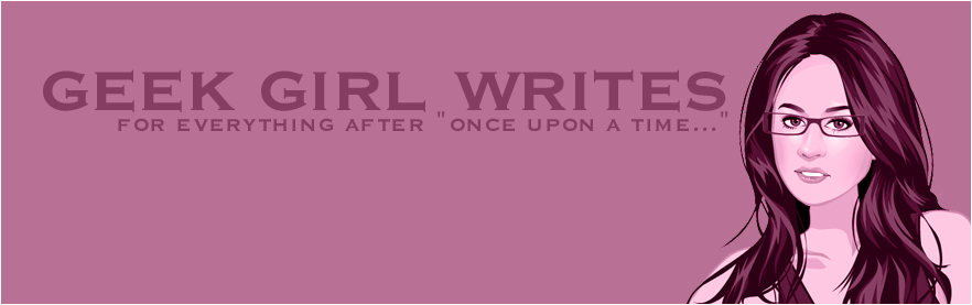 geek girl writes