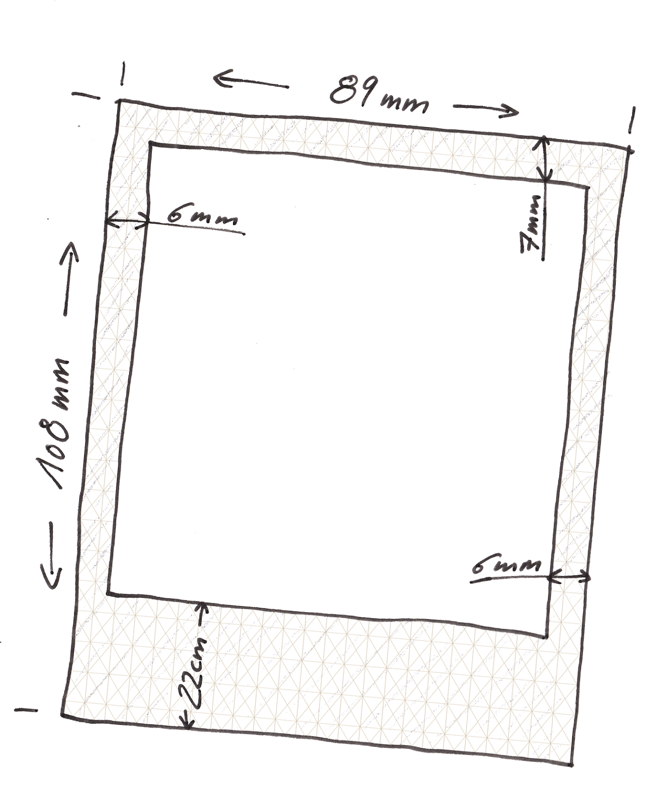 wie war bei der sofortbildkamera das bildformat bilder foto. Black Bedroom Furniture Sets. Home Design Ideas