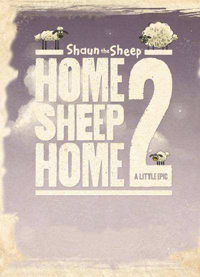 Home Sheep Home 2: A Little Epic   (1 DVD)