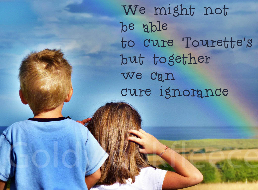 Dating someone with tourette syndrome