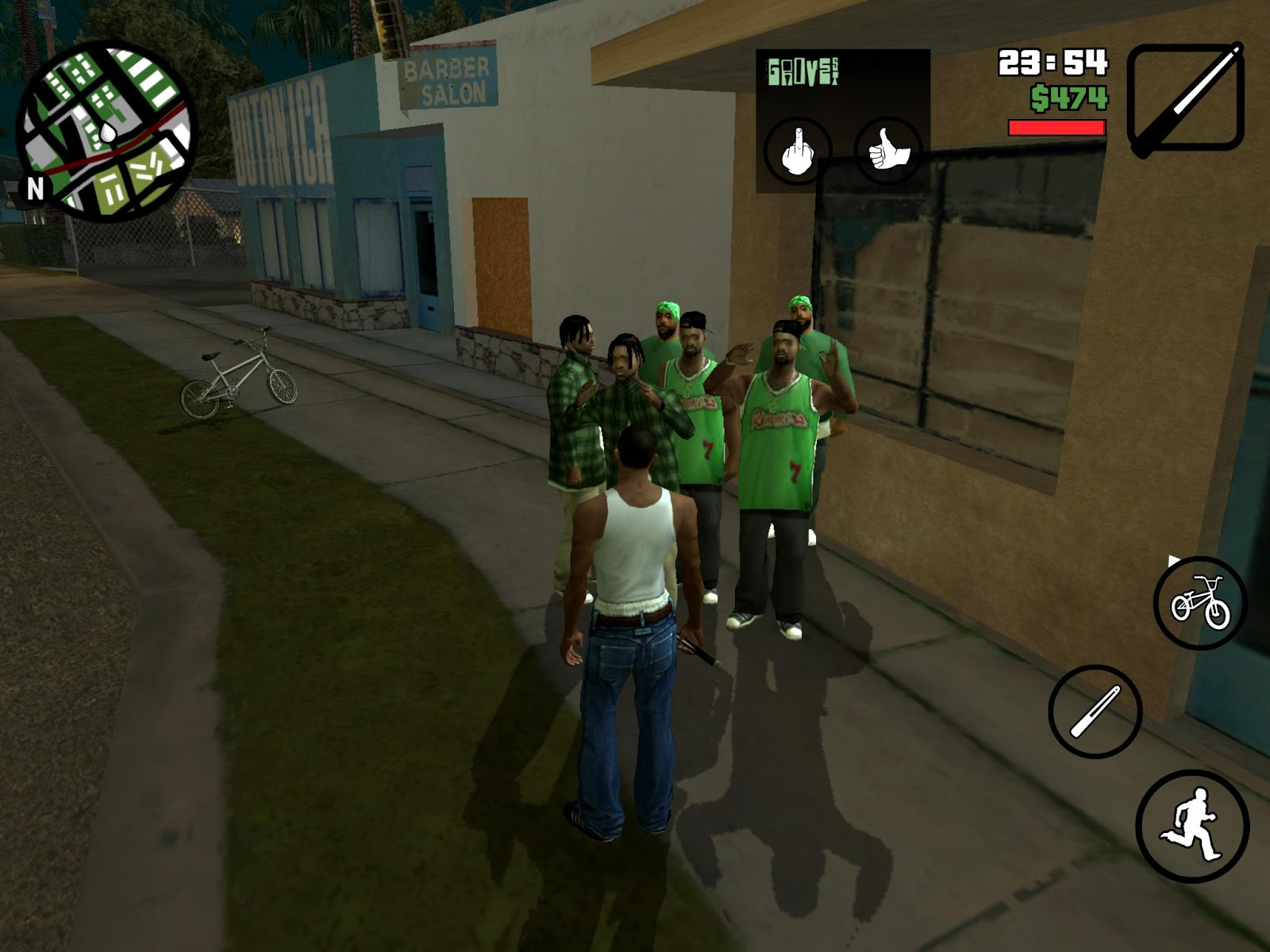 how to make money in gta san andreas cheat
