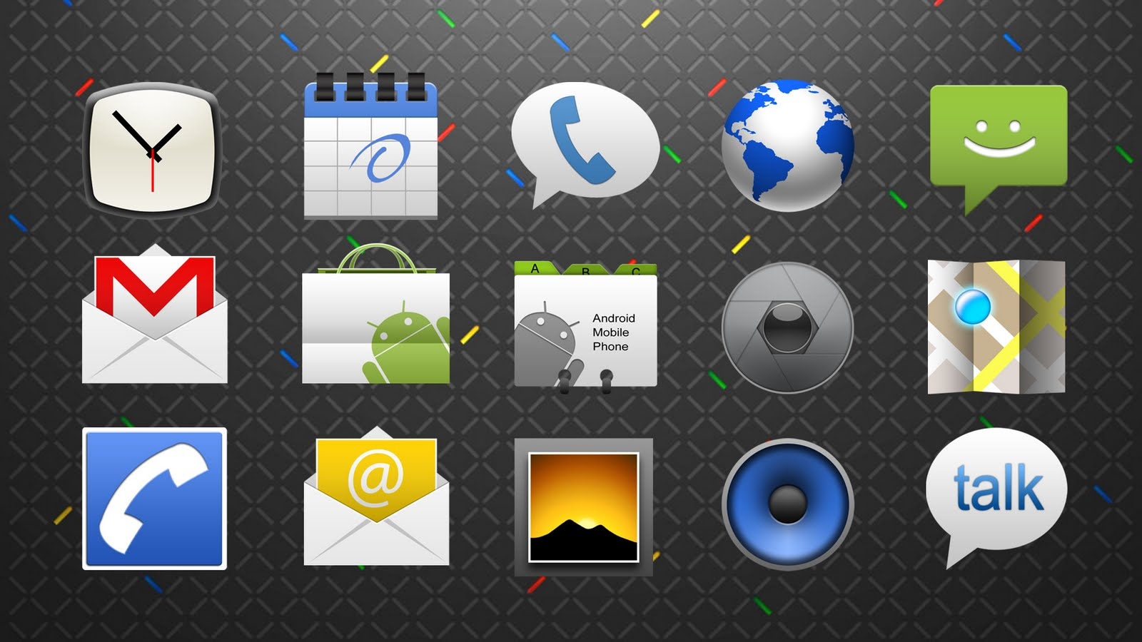 Android Icon Images
