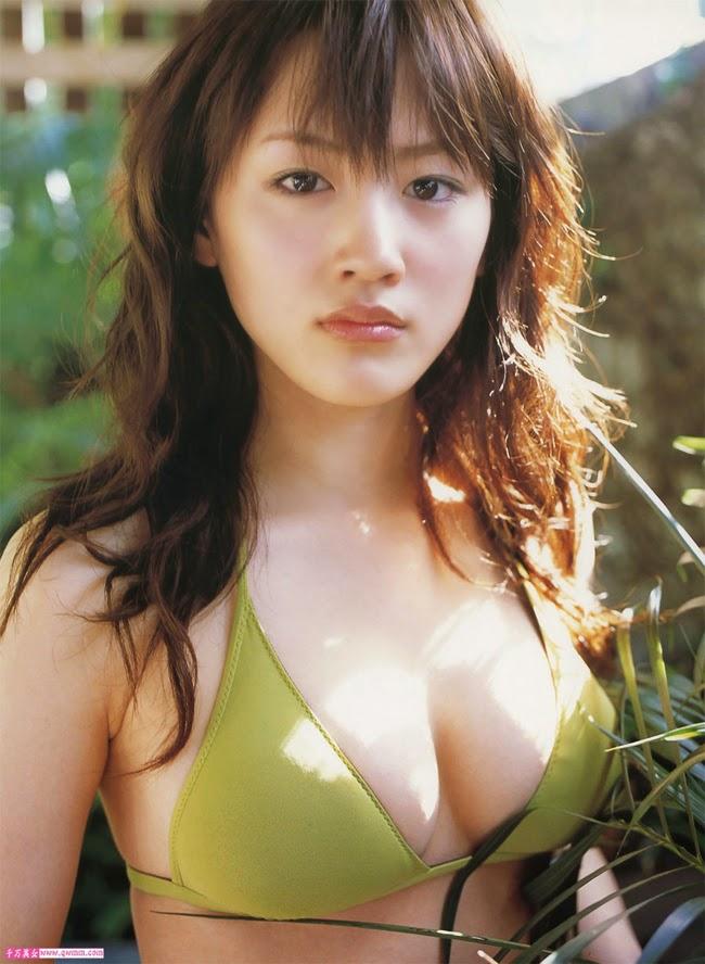 Mỹ nhân sexy thứ nhì Nhật Bản quyến rũ ngất ngây
