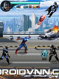 The Avengers v1.1.0 Full Apk Free Download