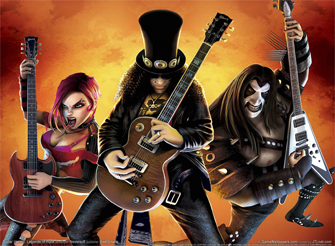 Guitar Hero III: Legends of Rock [Full] [Español] [MEGA]