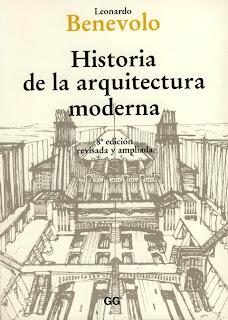 Historia de la arquitectura moderna benevolo leonardo for Arquitectura moderna caracteristicas