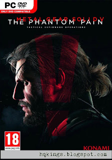 Metal Gear Solid V The Phantom Pain free download direct