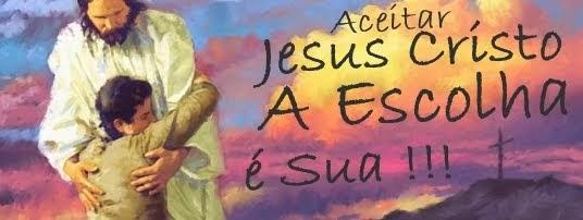 Como aceitar Jesus como Salvador