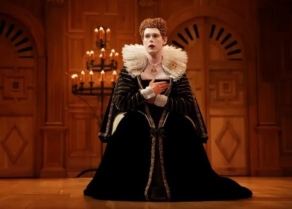 Ricard III, de William Shakespeare. Octubre del 2014 Elizabeth