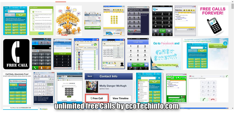 Unlimited Free Calls Tricks 2014-2015