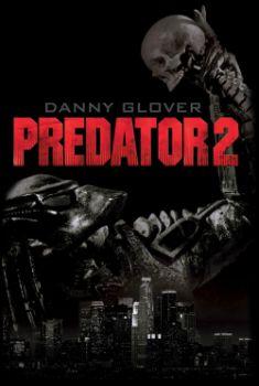 Predador 2: A Caçada Continua 4K Torrent - BluRay 2160p Dual Áudio